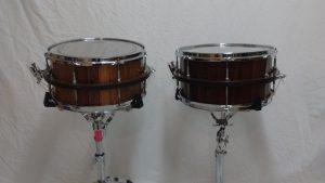 Fugate Snare Drums.
